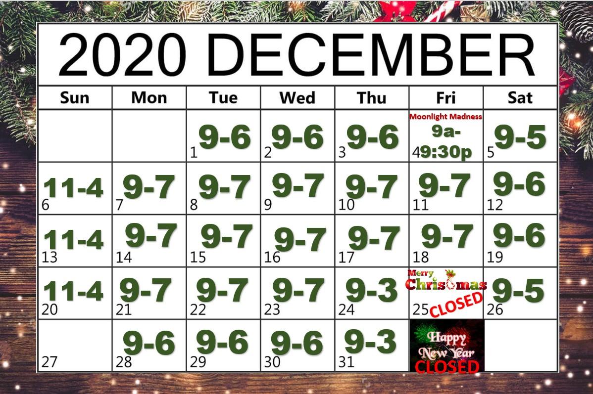 December 2020 2
