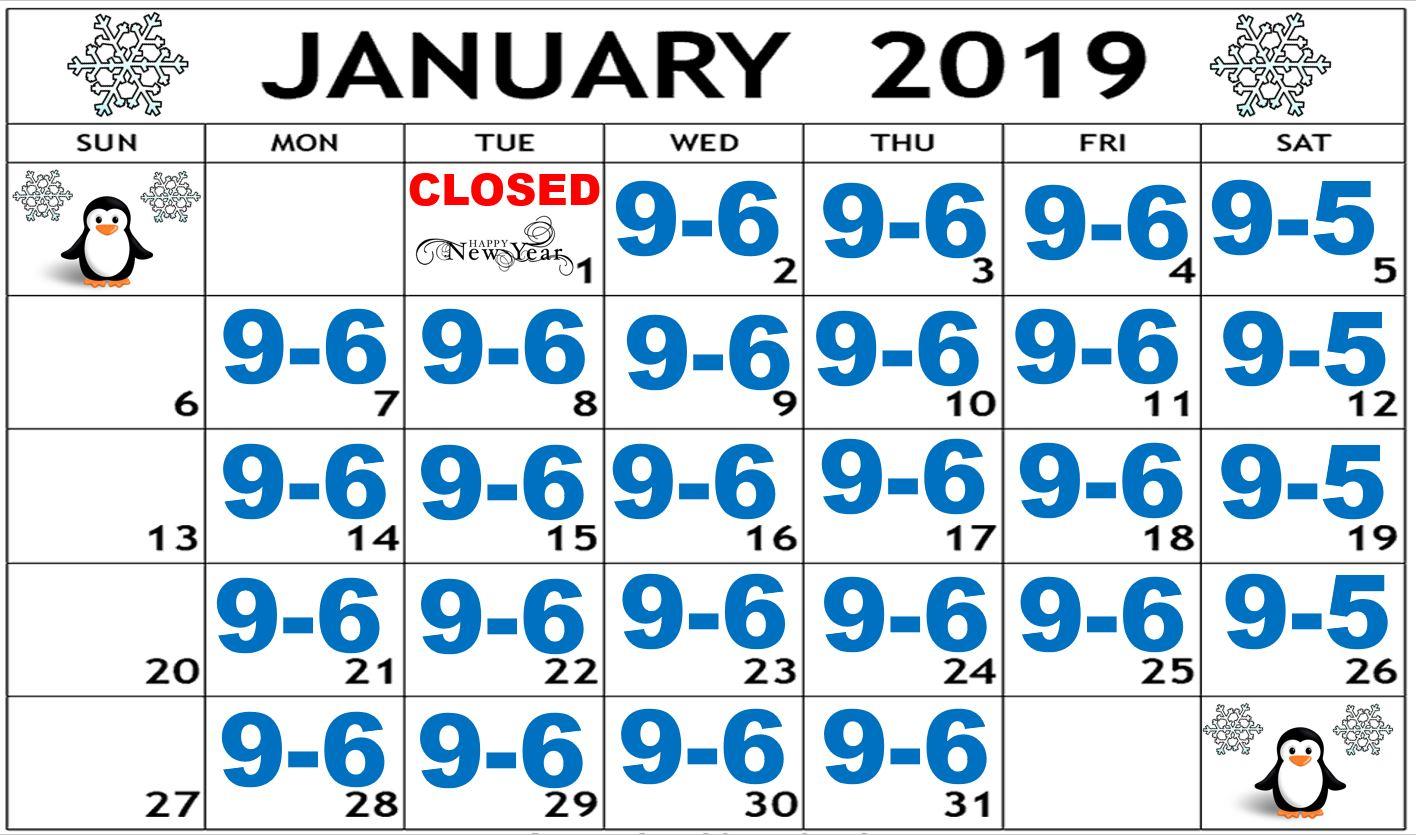 January 2019