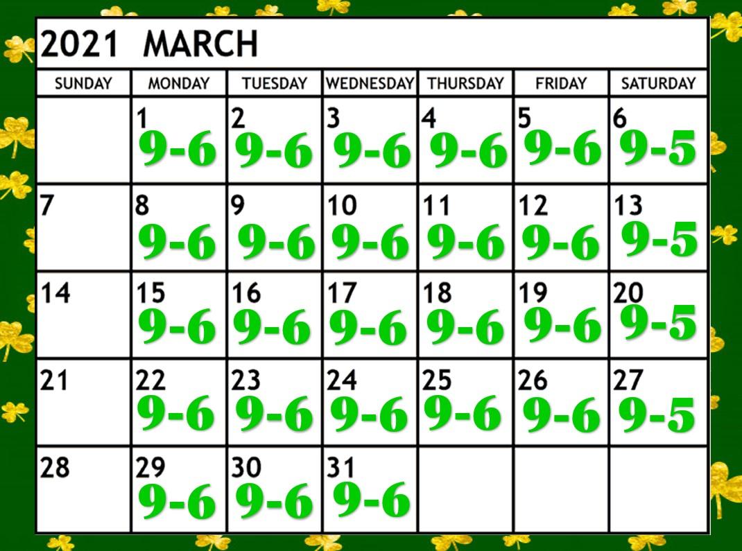 March 2021 Snip Final