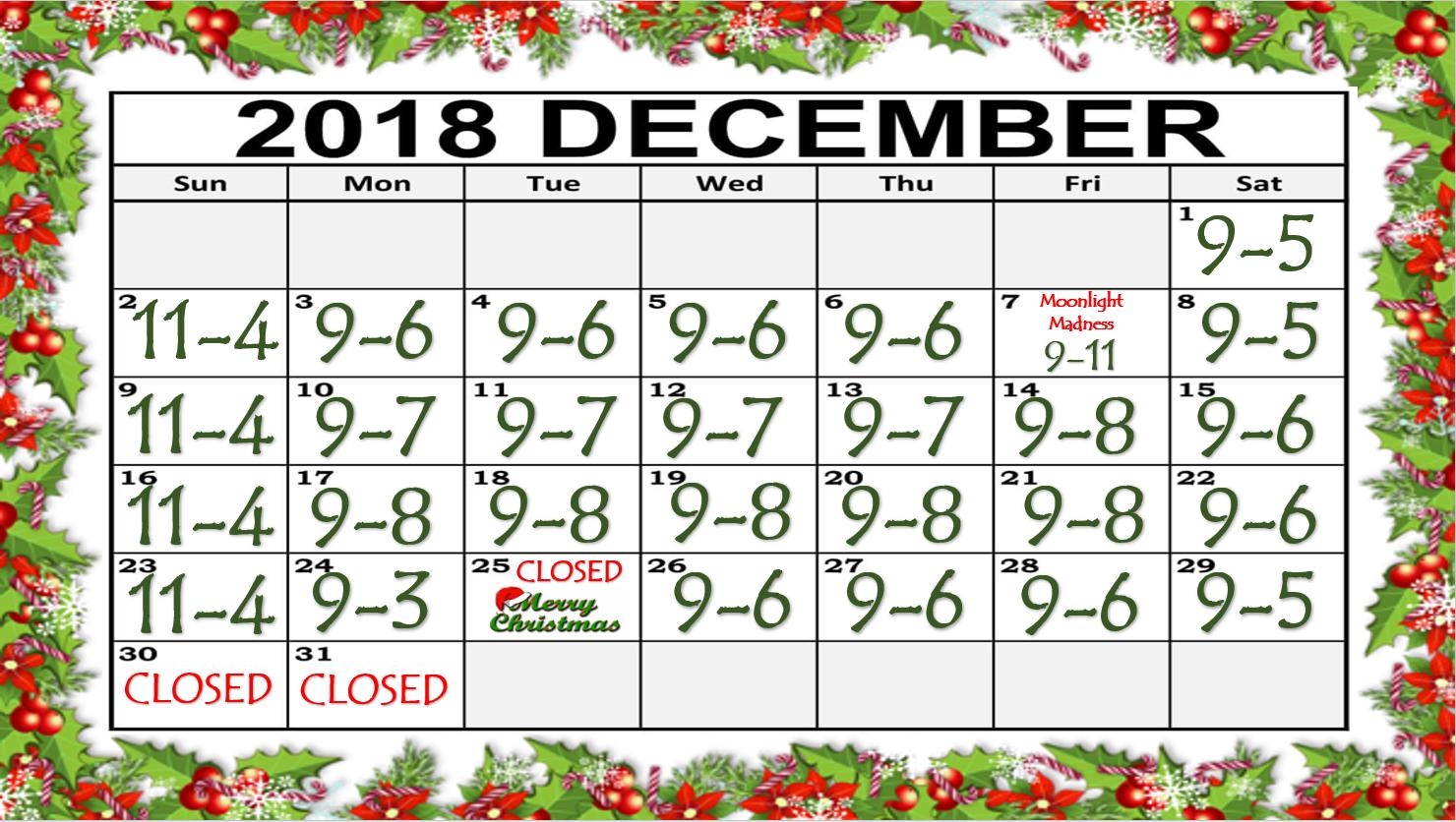Snip December Calendar