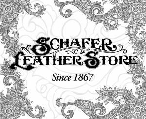 """Schafer Leather 18"""" bag"""