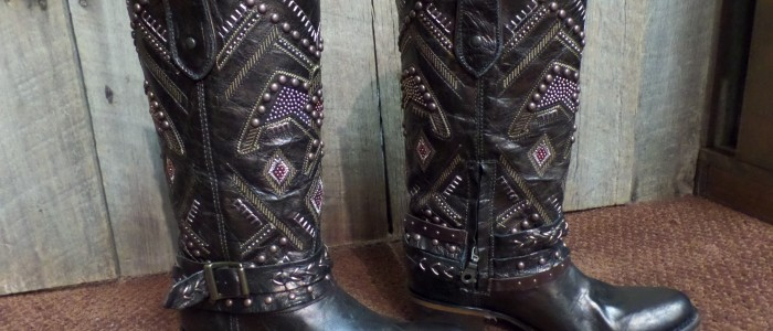 New ladies Corral Thunderbird Harness Boot